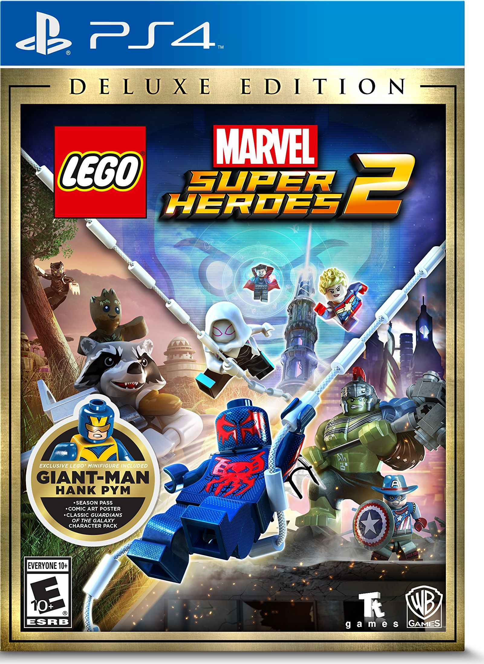 LEGO Marvel Super Heroes 2's Guardians of the Galaxy Vol ... |Lego Marvel Superheroes 2