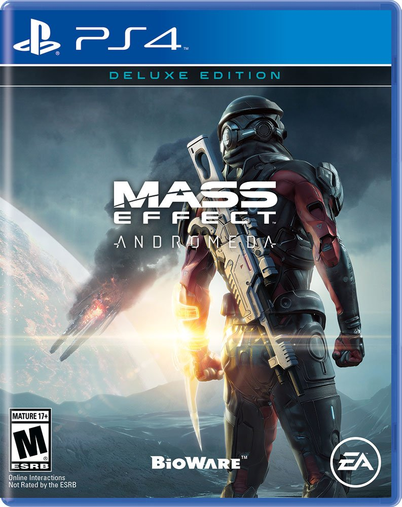 mass effect andromeda release