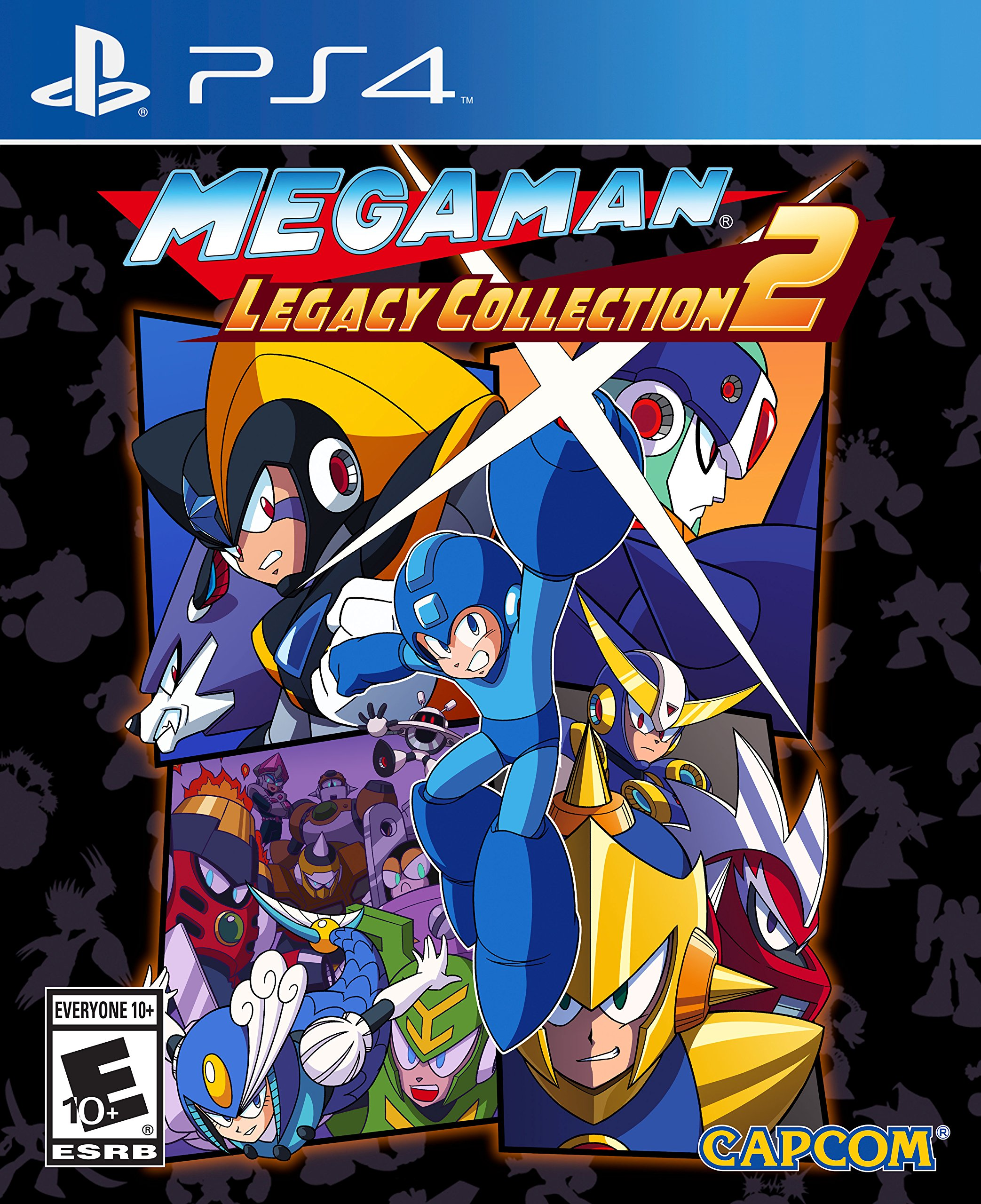 Mega Man Legacy Collection 2 Release Date Xbox One Ps4