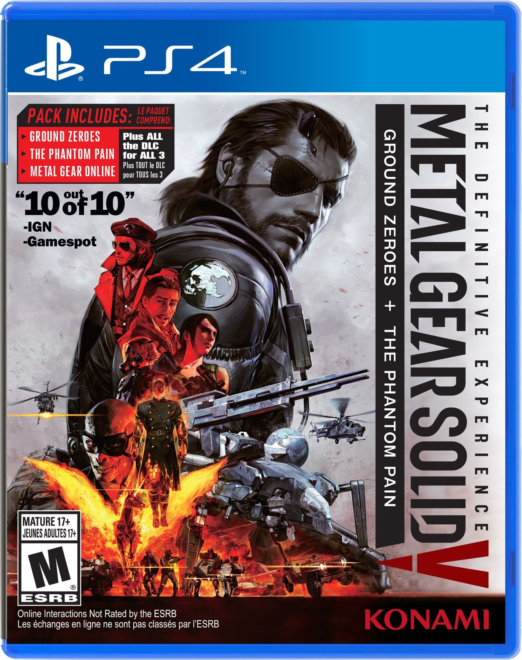 The Definitive Ranking Of Mary Kate And Ashley Olsen S: Metal Gear Solid V: The Definitive Experience Release Date