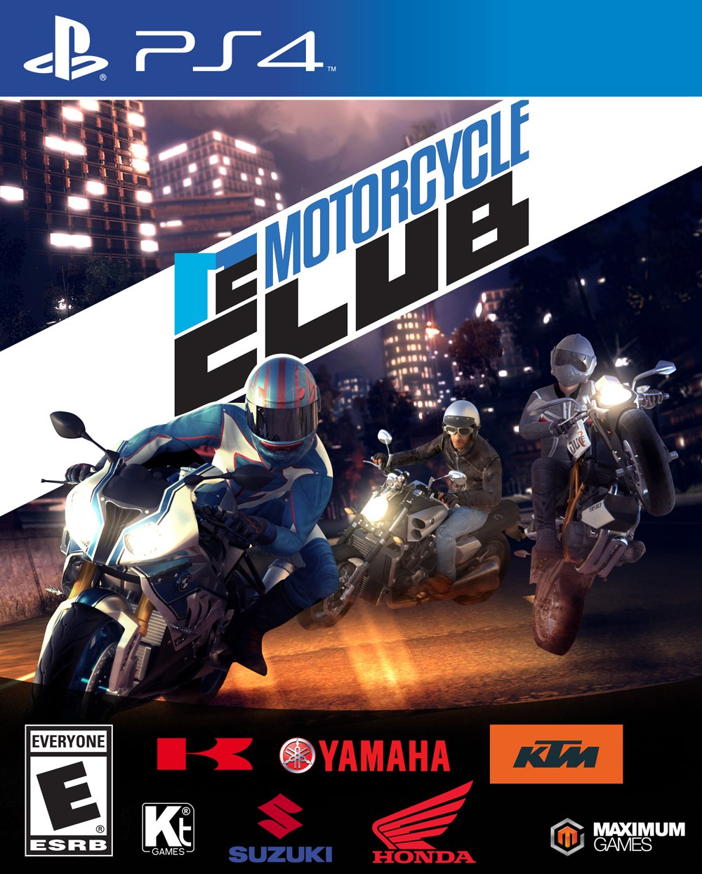 Motorcycle Club Release Date (PS3, PS4)