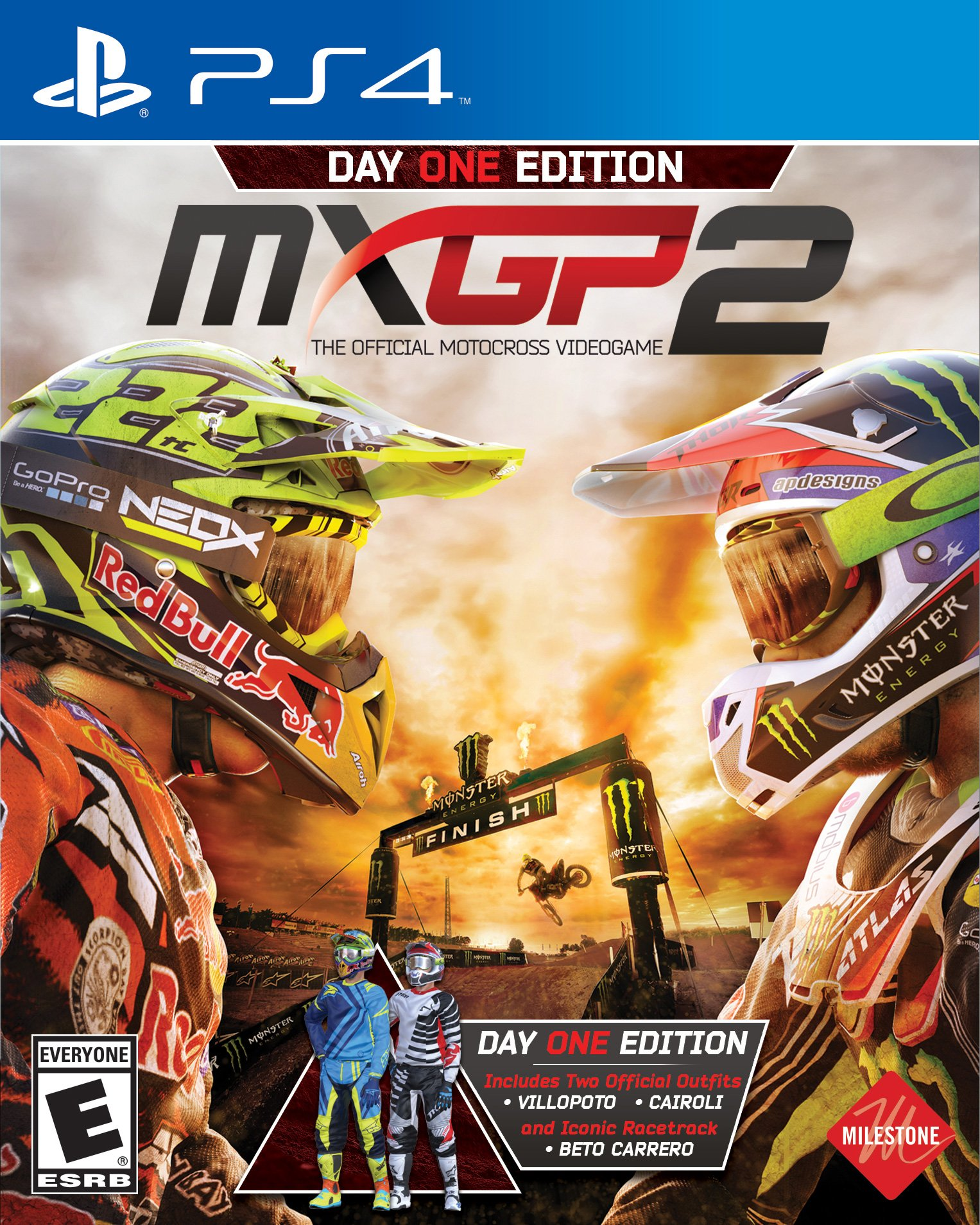 Ps4 Games That Are Releasing : Mxgp release date xbox one ps