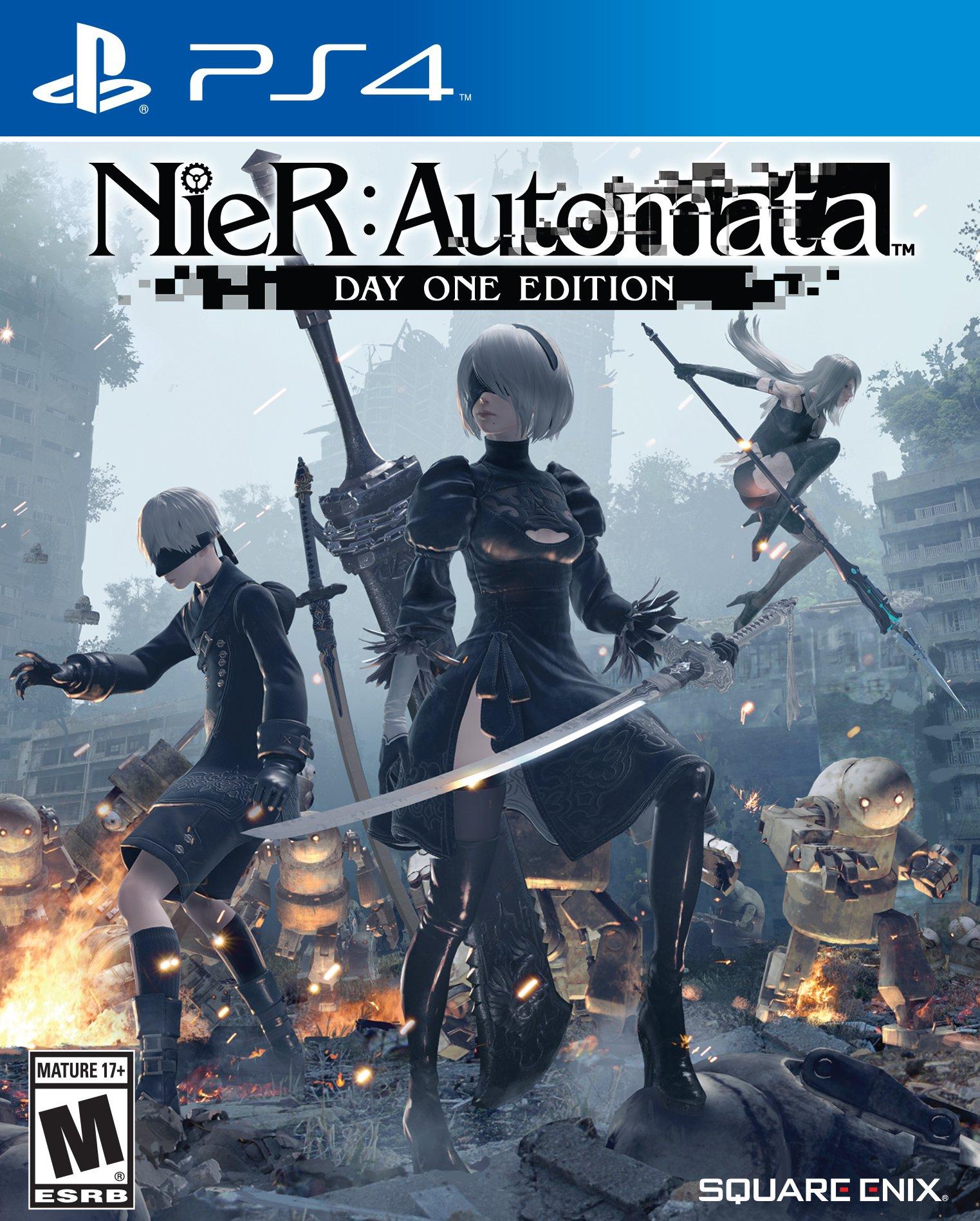Nier 2 release date