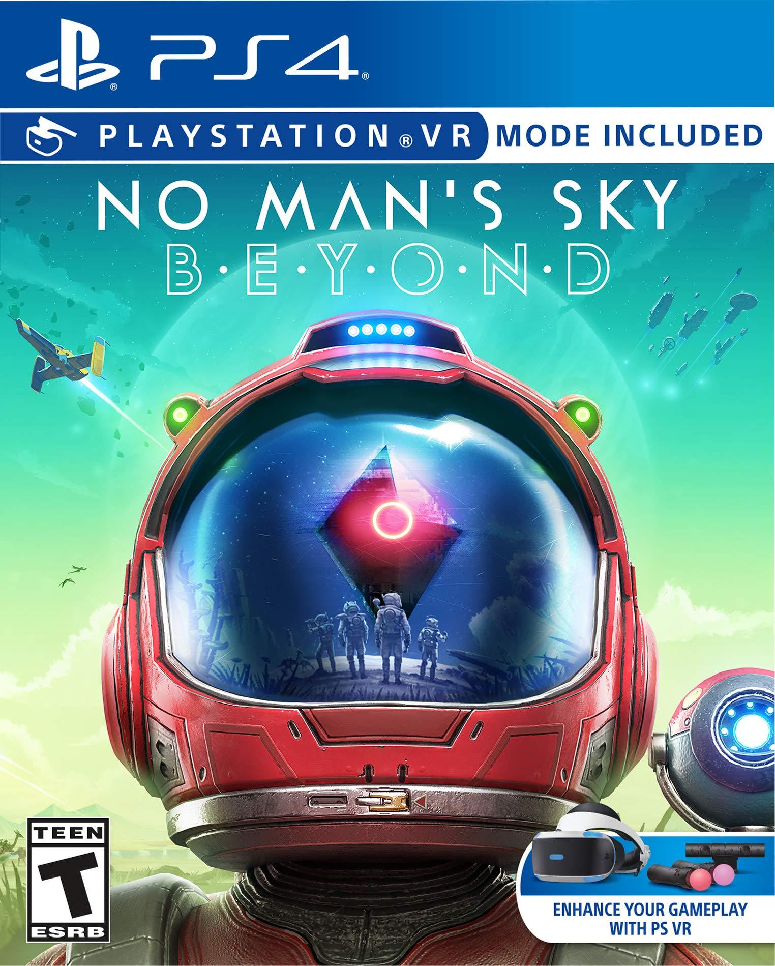 No Mans Sky Ps4 Release