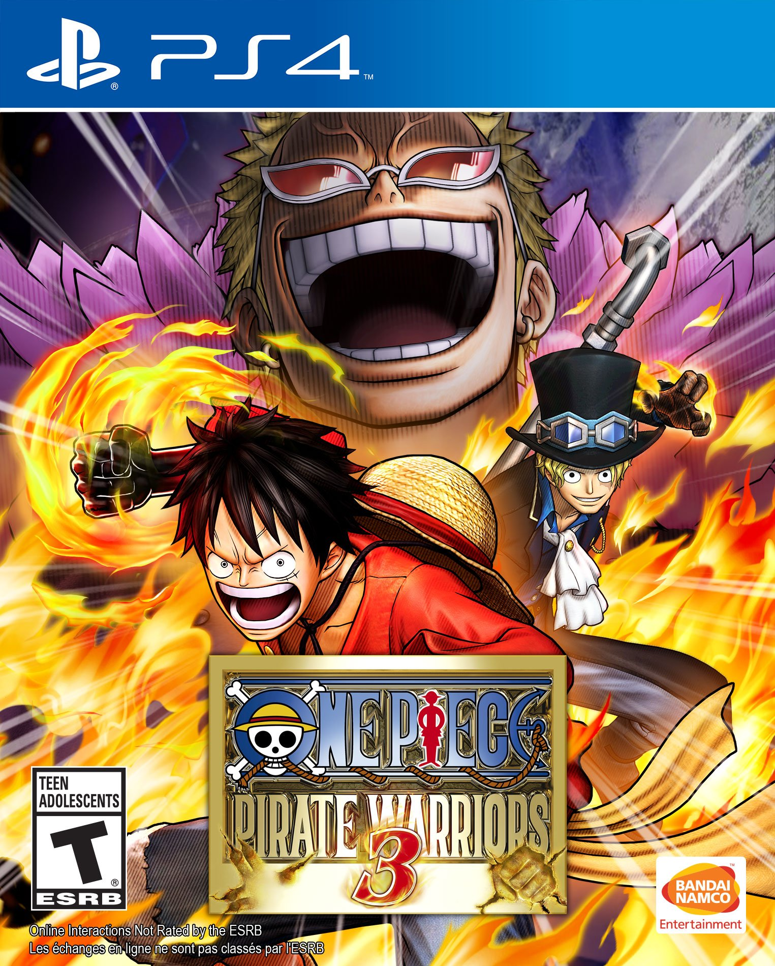 One Piece: Pirate Warriors 3 Release Date (PS4