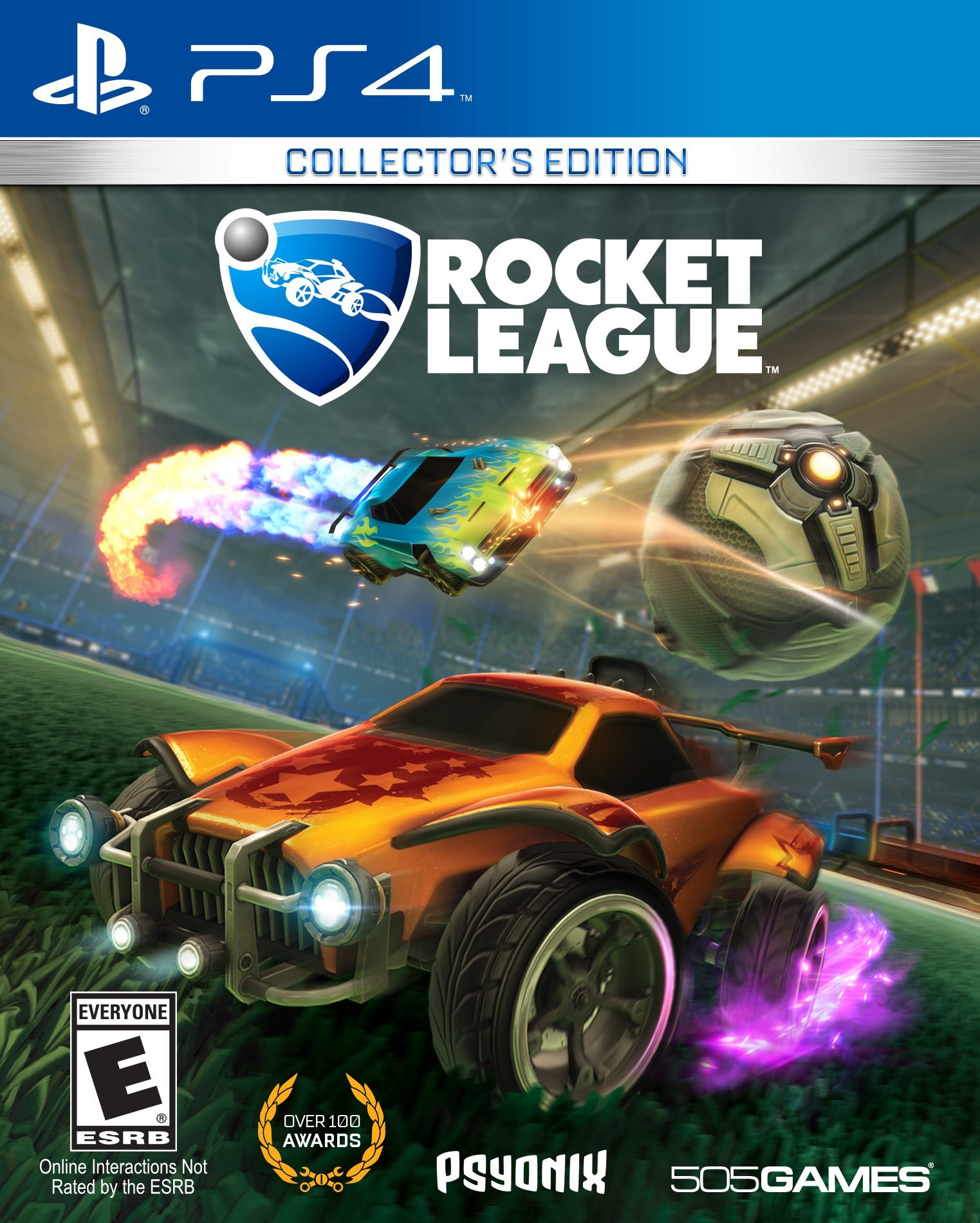 Rocket League: Collector's Edition Release Date (Switch ...