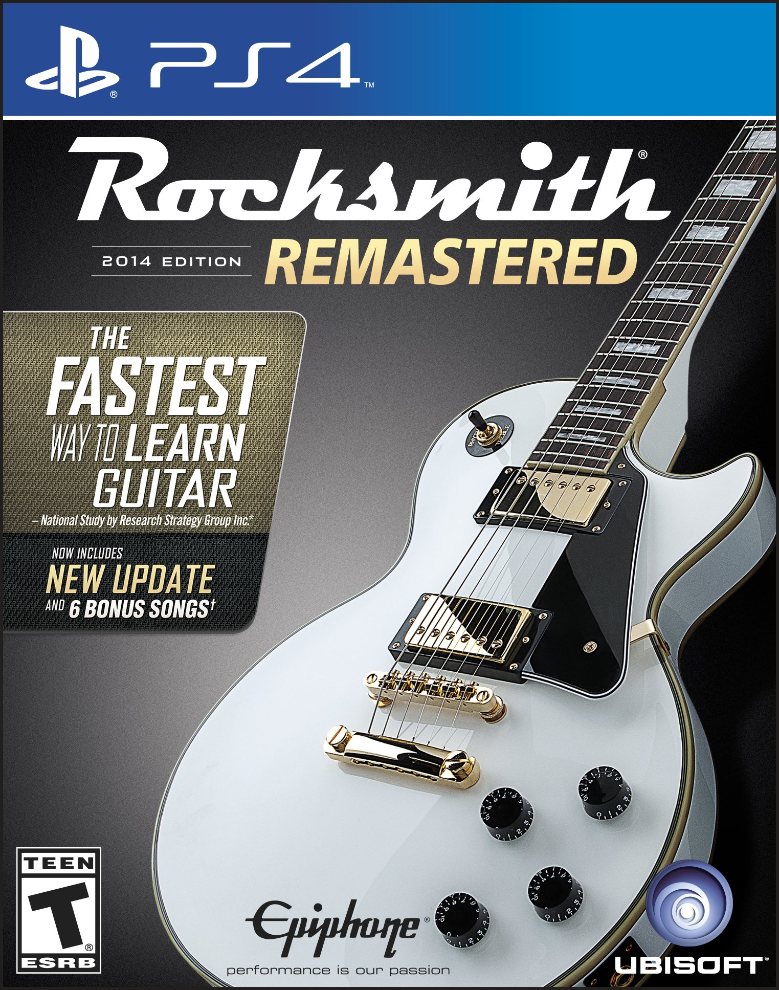 Rocksmith 2014 Edition Remastered Release Date (PC, Xbox