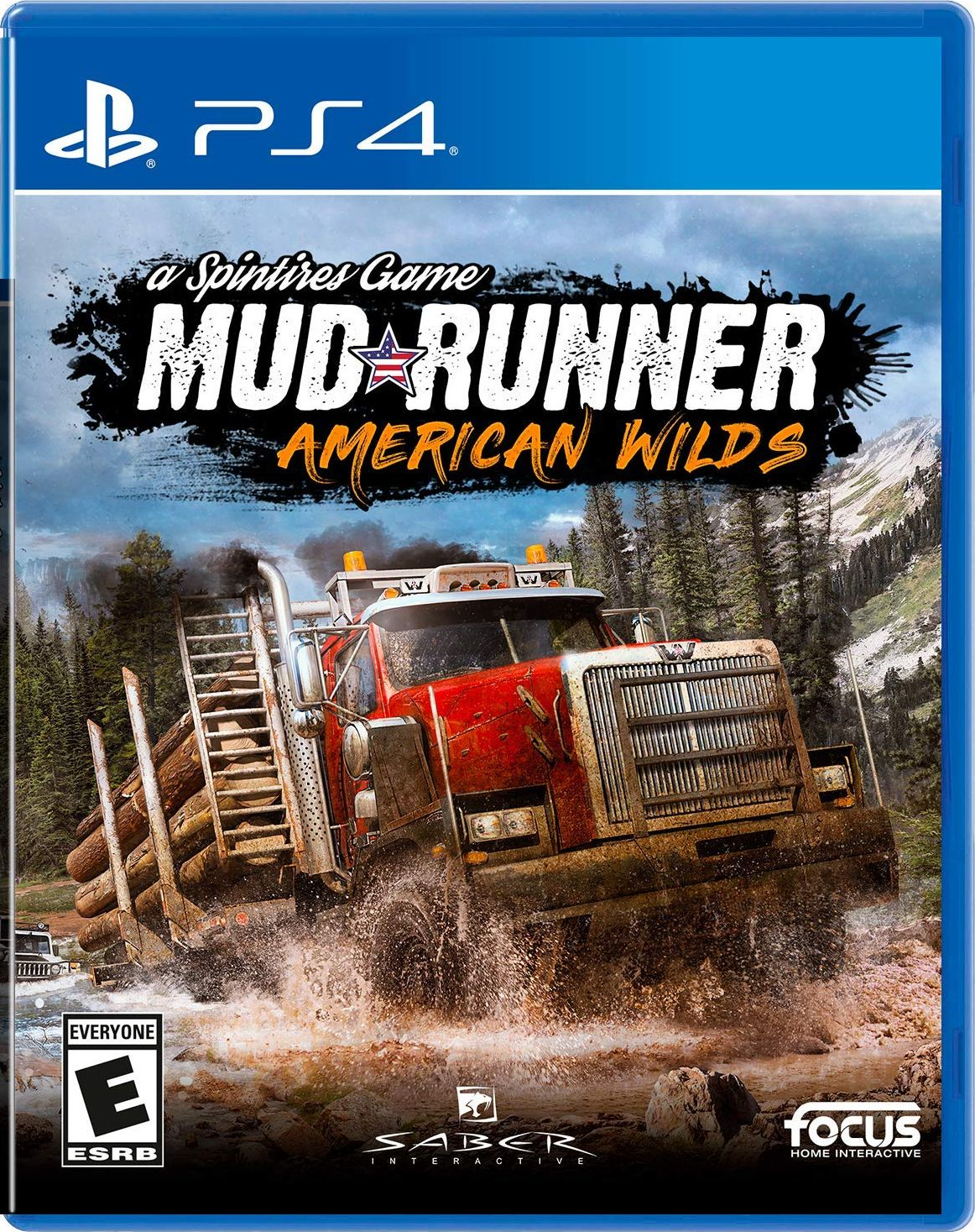 spintires mudrunner release date ps4 switch xbox one pc. Black Bedroom Furniture Sets. Home Design Ideas