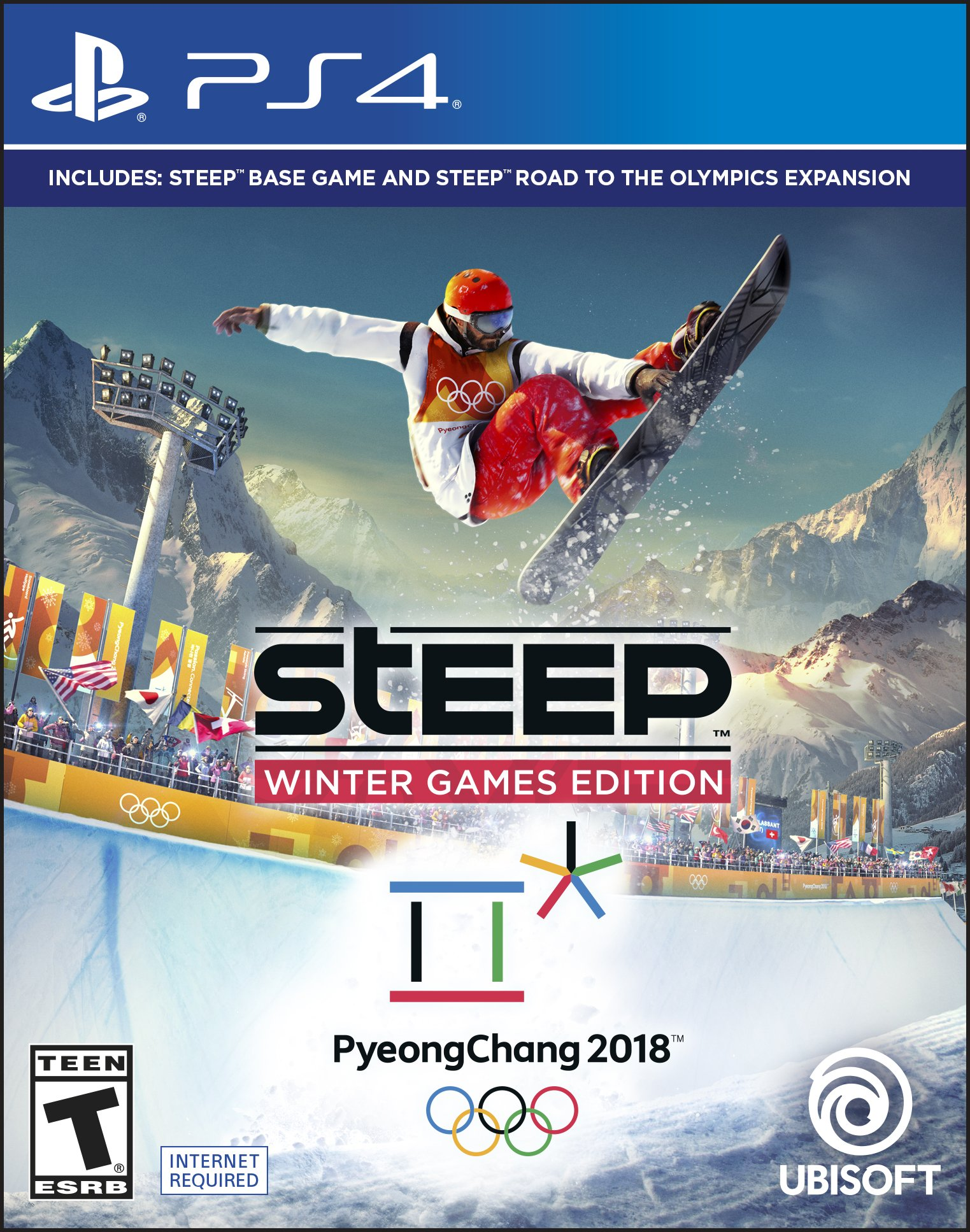 steep winter games release date  xbox one  ps4