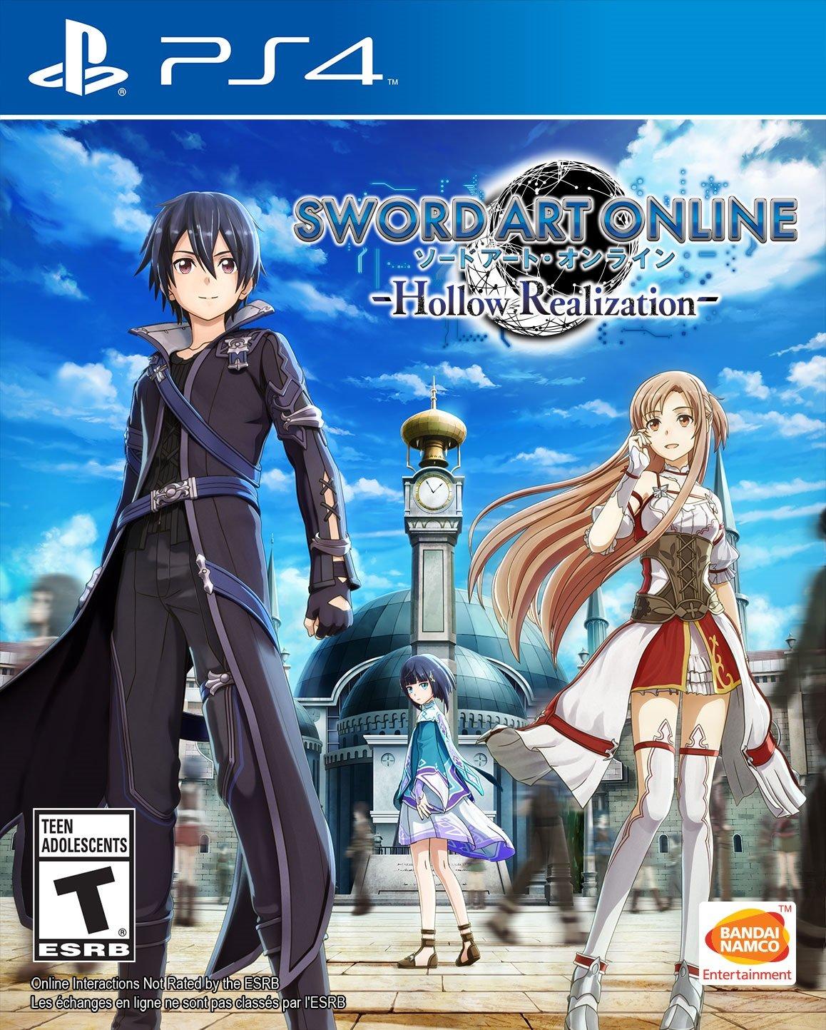 Sword Art Online: Hollow Realization Release Date (PS4)