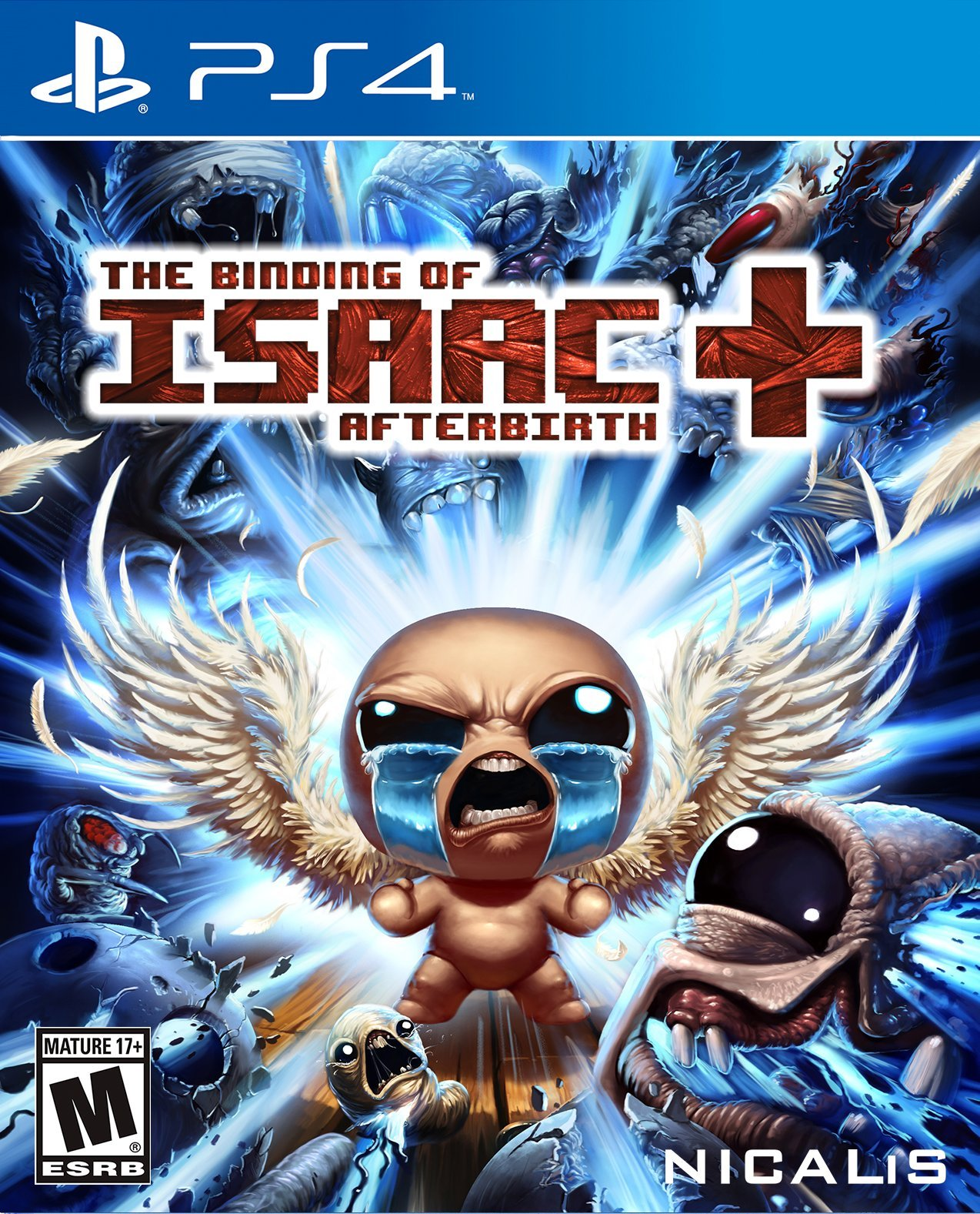 The Binding Of Isaac: Afterbirth+ Release Date (PS4, Switch