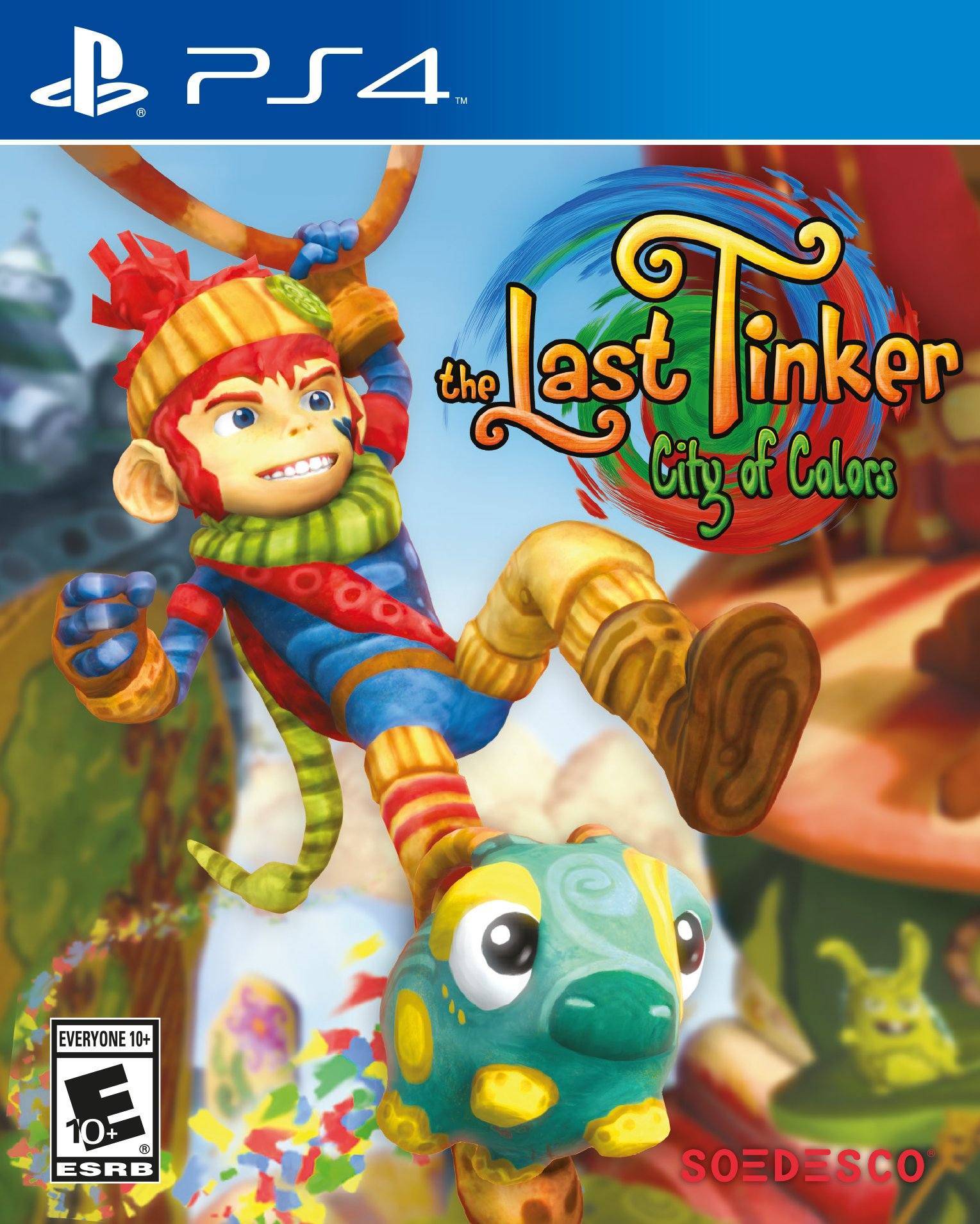 the last tinker city of colors release date ps4