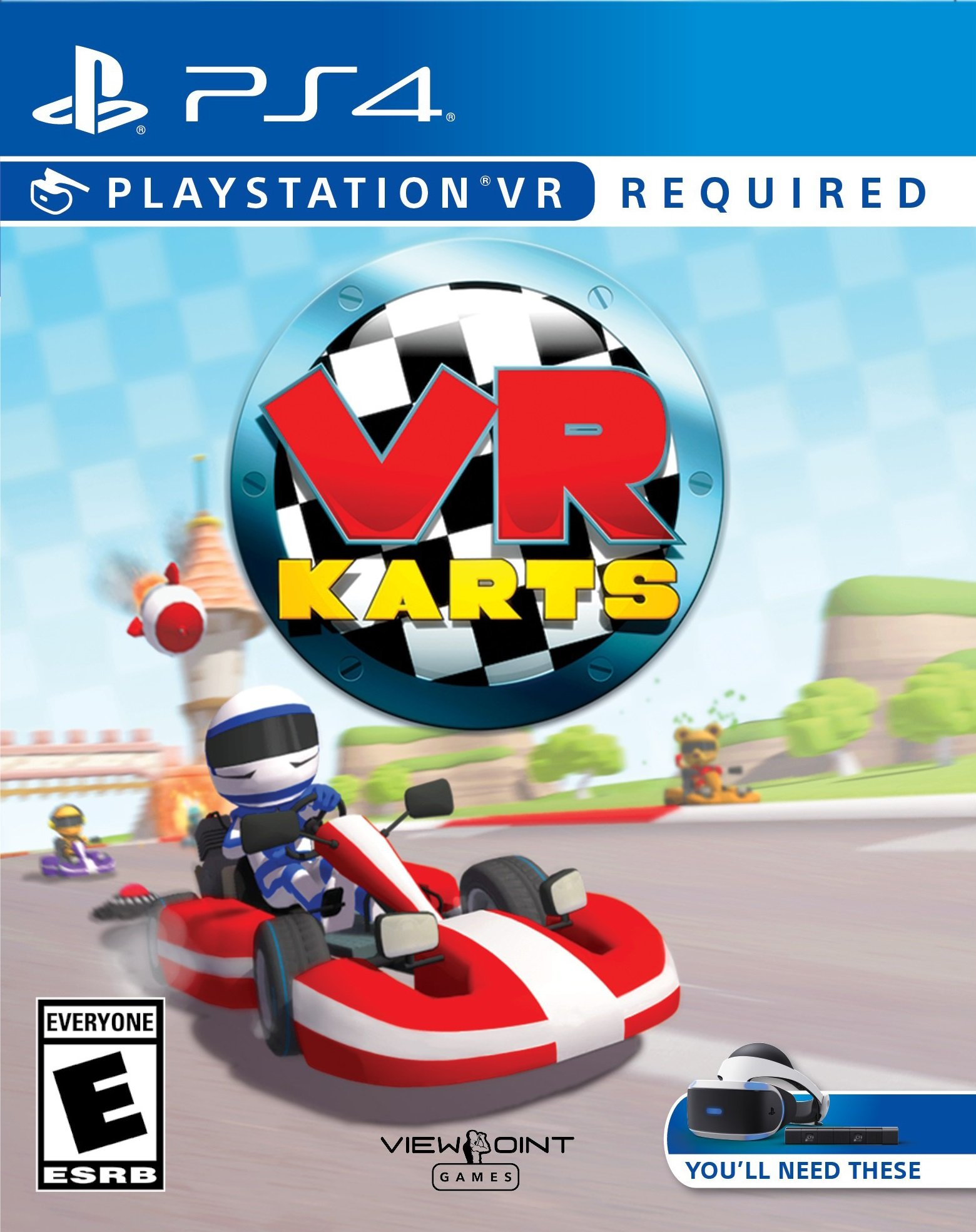 Vr Karts Release Date Ps4