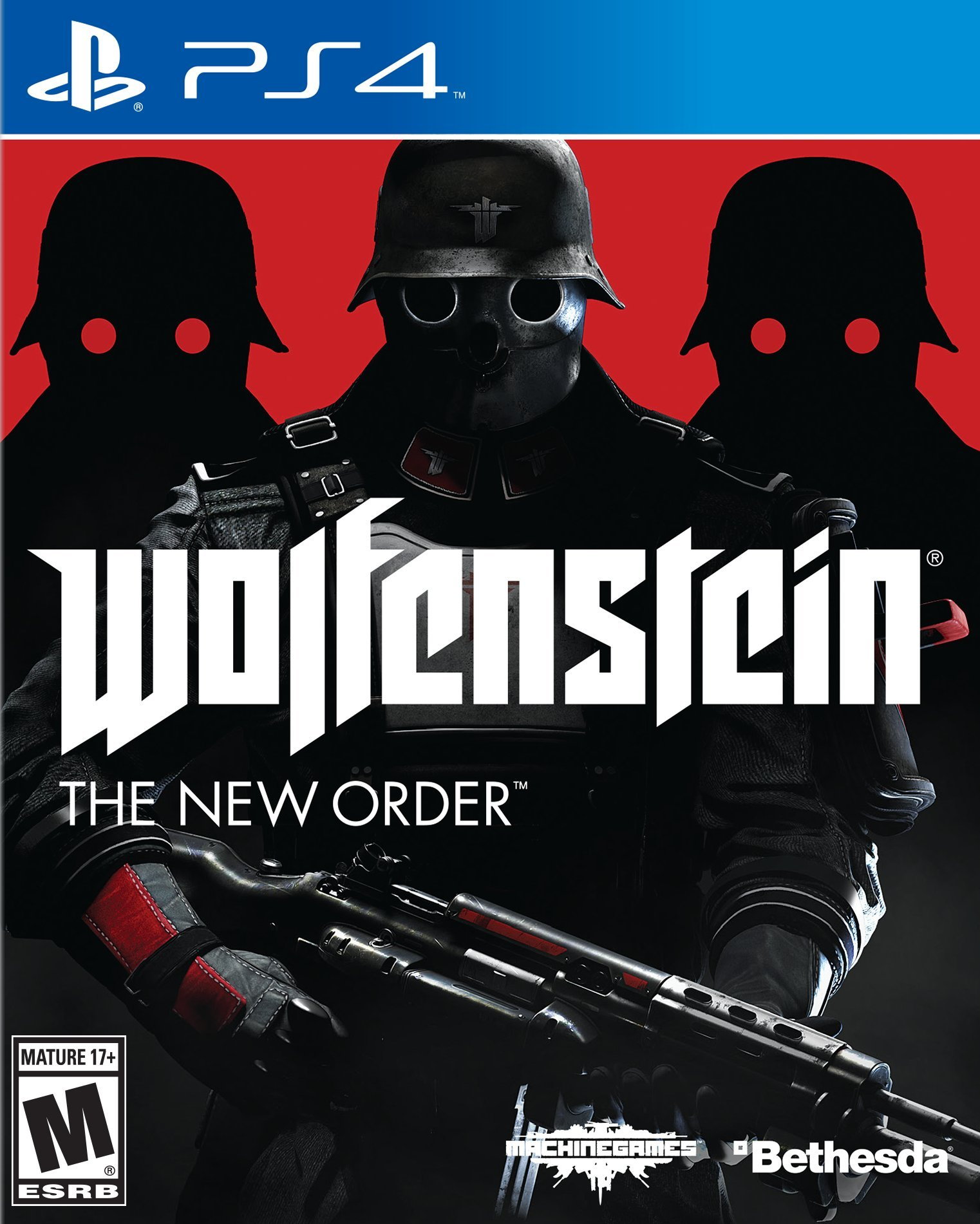 Games Released With Ps4 : Wolfenstein the new order release date xbox ps pc