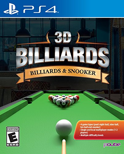 3D Billiards: Billards & Snooker