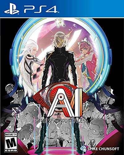 A.I.: The Somnium Files Standard Edition