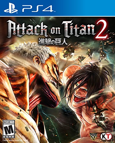 Attack On Titan Release Date (Xbox One, PS4