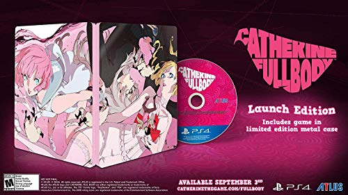 Catherine: Full Body Launch Edition