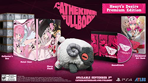 Catherine: Full Body Premium Edition