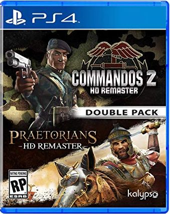 Commandos 2 and Praetorians HD Remaster Double Park