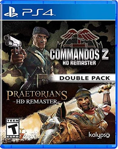Commandos 2 & Praetorians: HD Remastered Double Pack