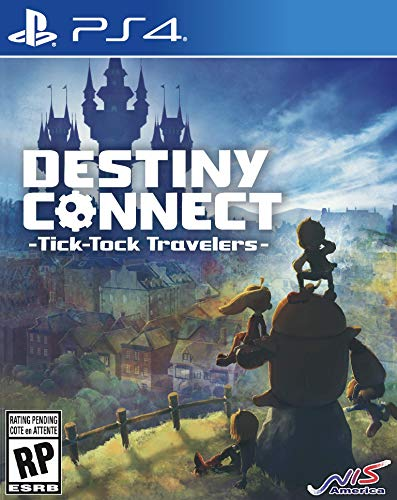 Destiny Connect: Tick-Tock Travelers Standard Edition