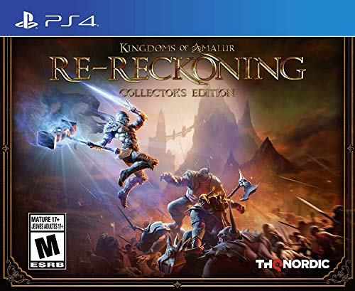 Kingdoms of Amalur Re-Reckoning Collector's Edition