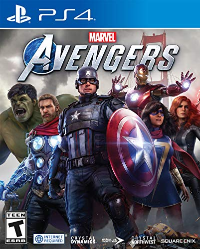 Marvel's Avengers: Earth's Mightest Edition