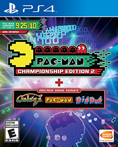 Pac-Man Championship Edition 2 + Arcade Game Series