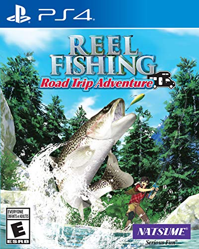 Reel Fishing: Road Trip Adventure