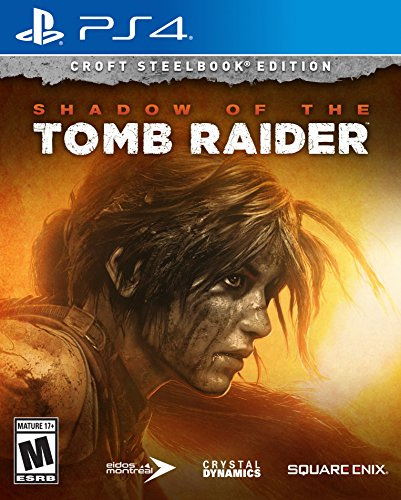 Shadow of the Tomb Raider (Croft Steelbook Edition)