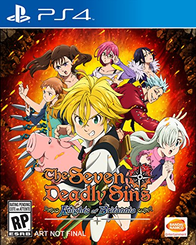 Th Seven Deadly Sins: Knights of Britannia