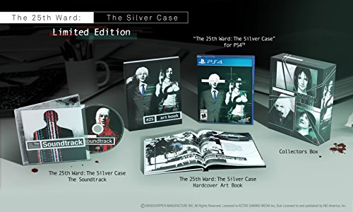 The 25th Ward: The Silver Case Limited Edition