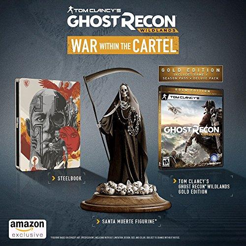 Tom Clancy S Ghost Recon Wildlands War Within The Cartel Bundle