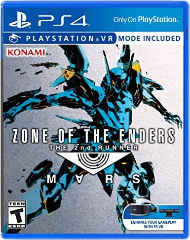Zone of The Enders: The 2Nd Runner M?Rs
