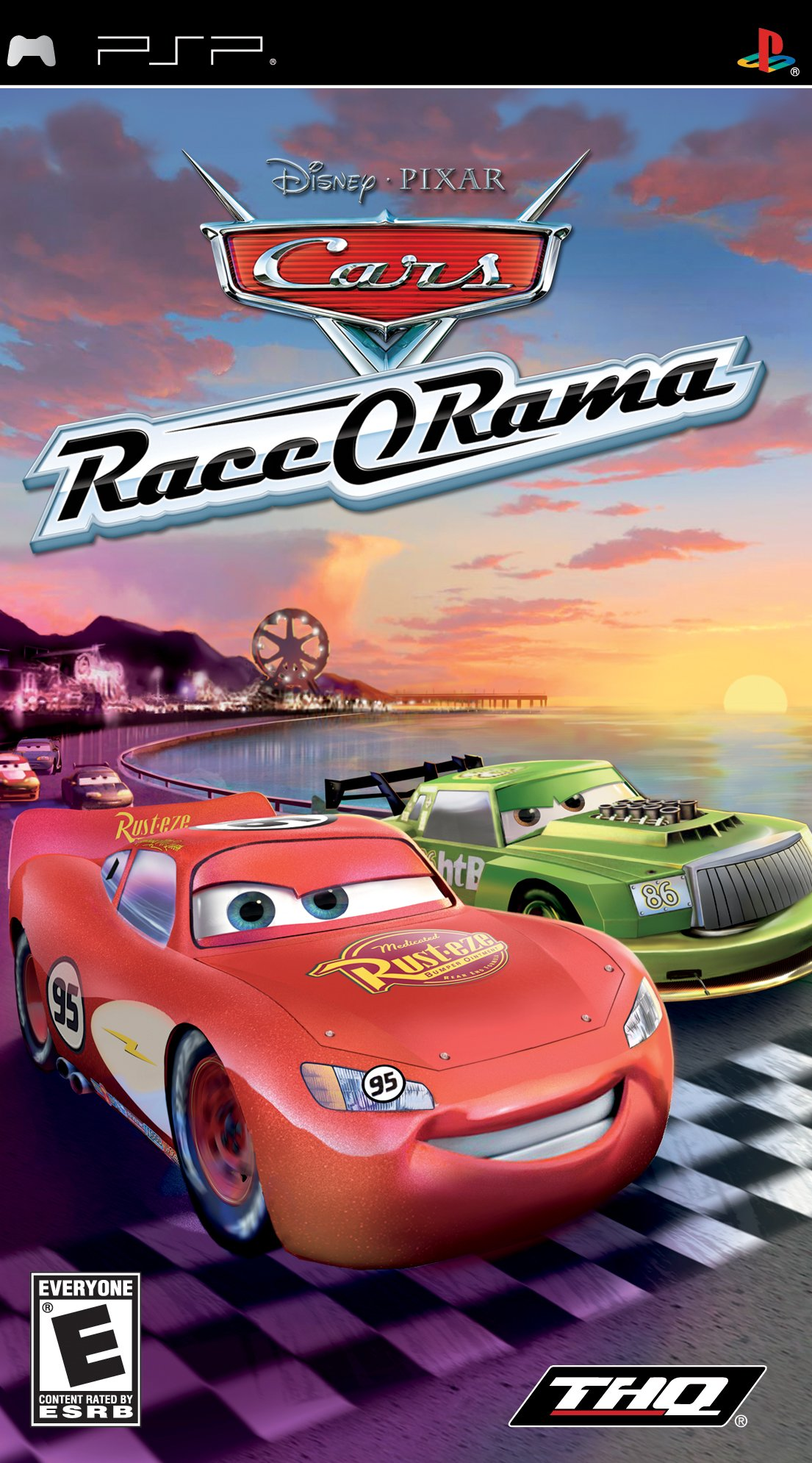 Cars Race O Rama Release Date Xbox 360 Ps3 Wii Psp Ds