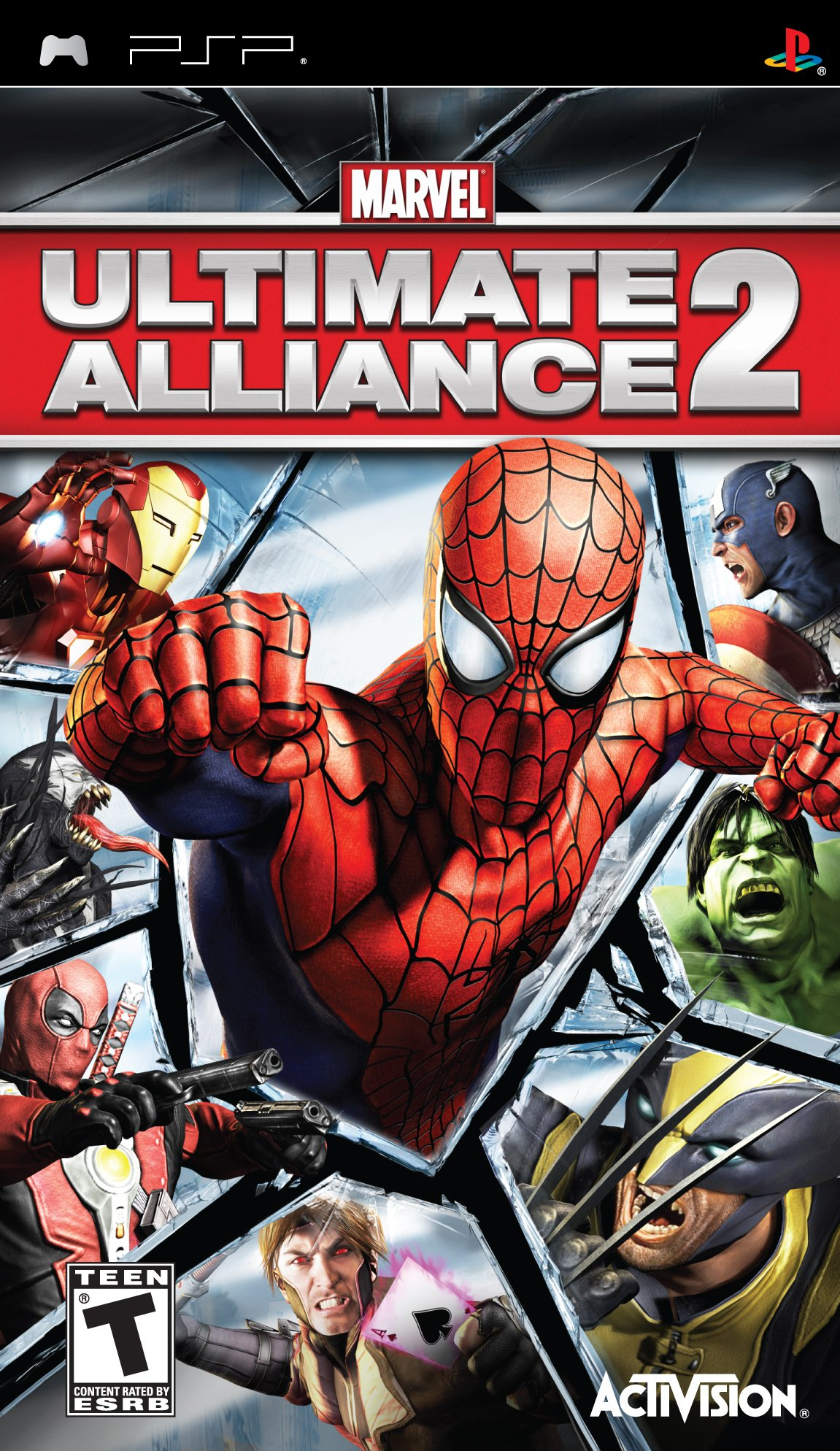 Marvel Ultimate Alliance 2 Release Date Psp Xbox 360