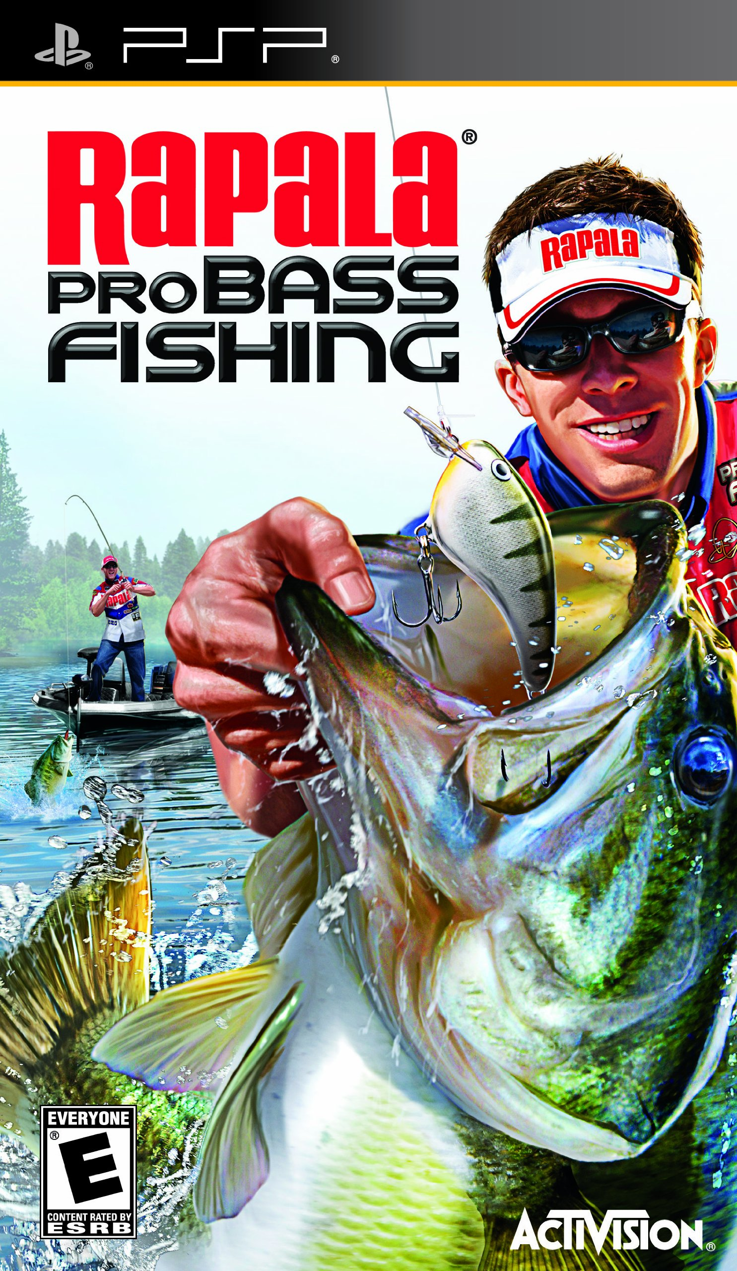 Rapala pro bass fishing 2010 release date xbox 360 ps3 psp for Ps3 fishing games