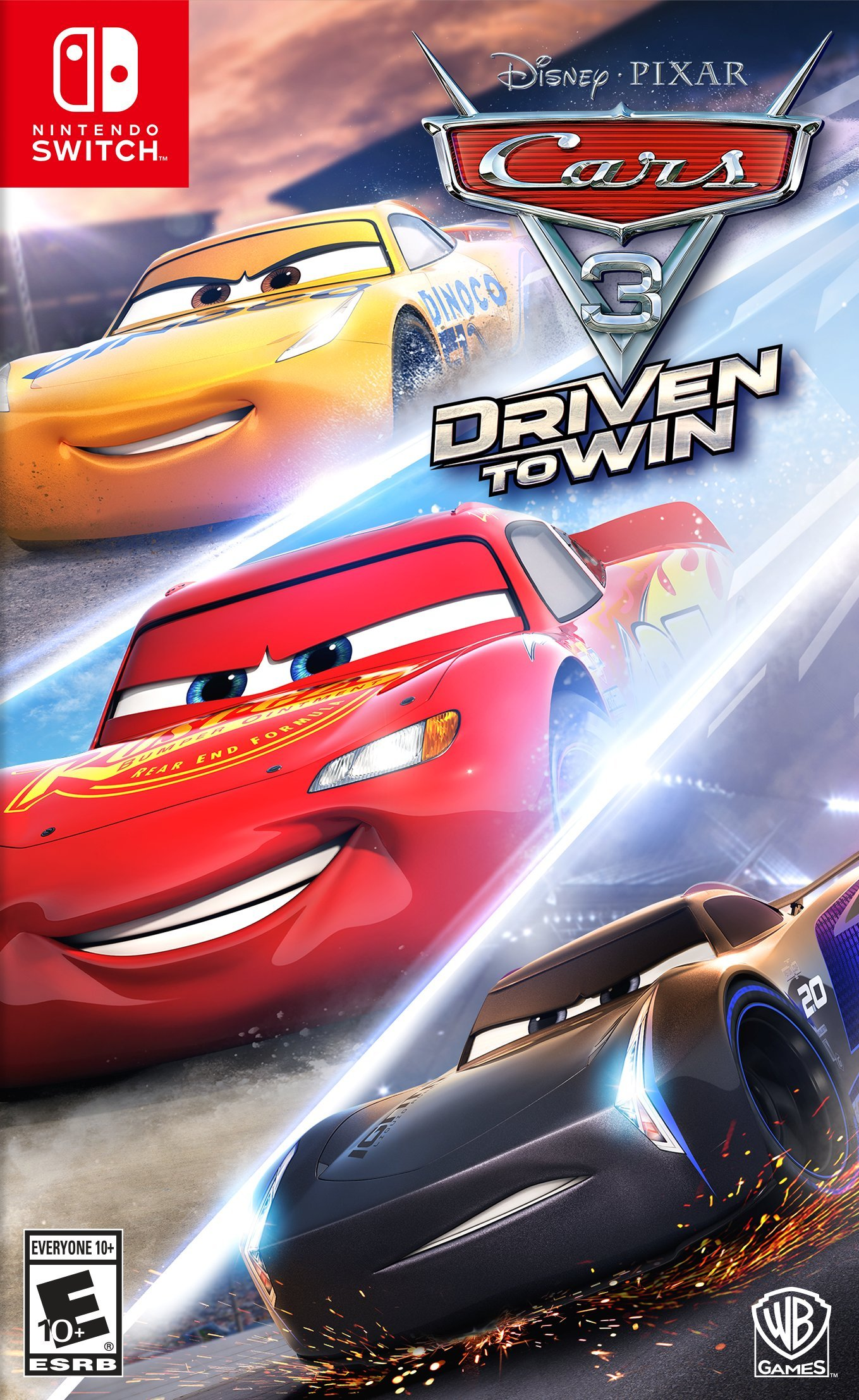 Cars 3: Driven to Win Release Date (Xbox 360, PS3, Wii U ...