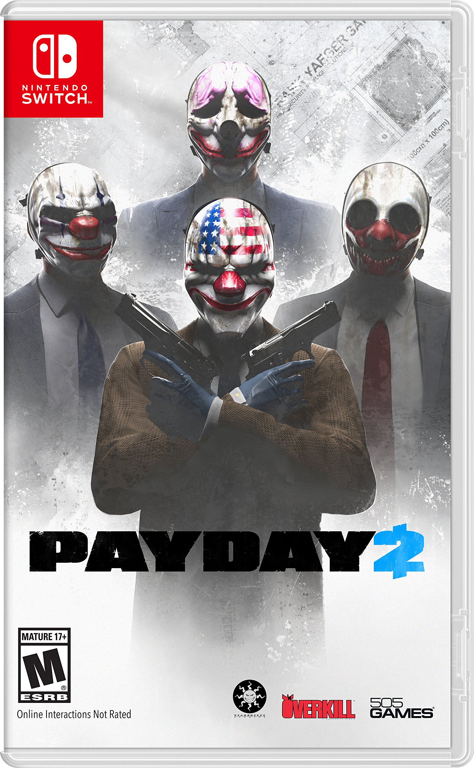 Payday 2 Switch Release Date