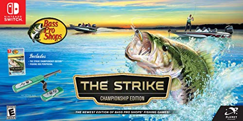 Bass Pro Shops: The Strike Championship Edition Bundle