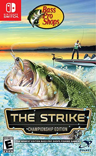 Bass Pro Shops: The Strike Championship Edition