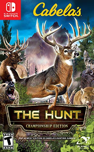 Cabela's: The Hunt Championship Edition