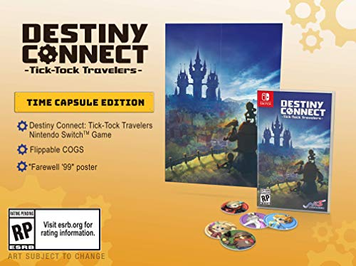 Destiny Connect: Tick-Tock Travelers Time Capsule Edition
