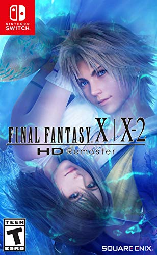 Final Fantasy X|X-2 HD Remaster