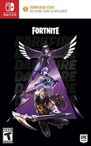 Fortnite: Darkfire Bundle
