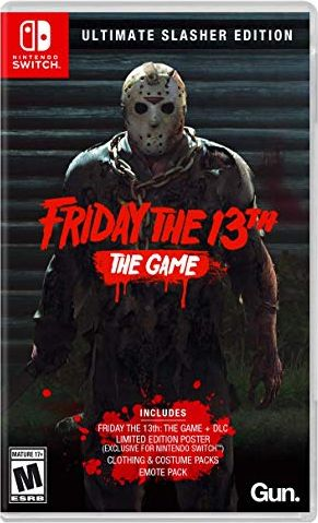 Friday The 13th: Game Ultimate Slasher Edition