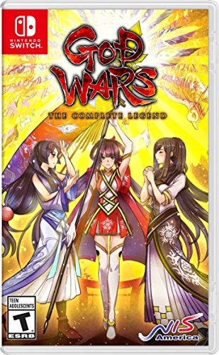 god wars the complete legend release date  switch