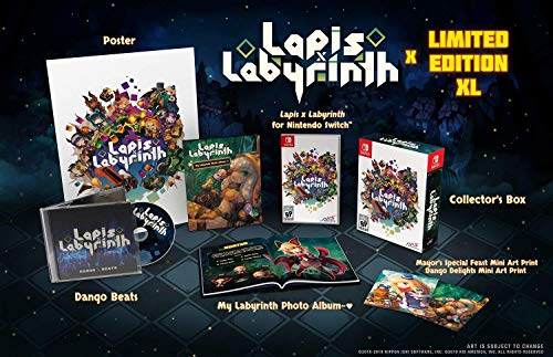 Lapis x Labyrinth Limited Edition XL