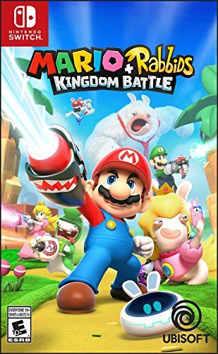 Mario and Rabbids Kingdom
